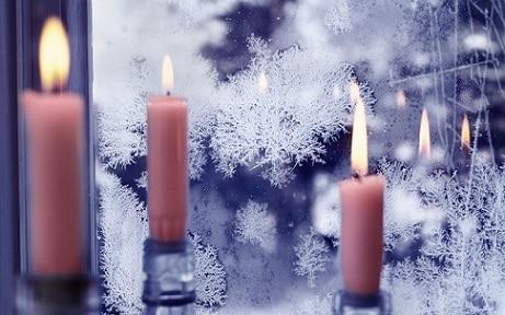 Сретенские свечи громницы
