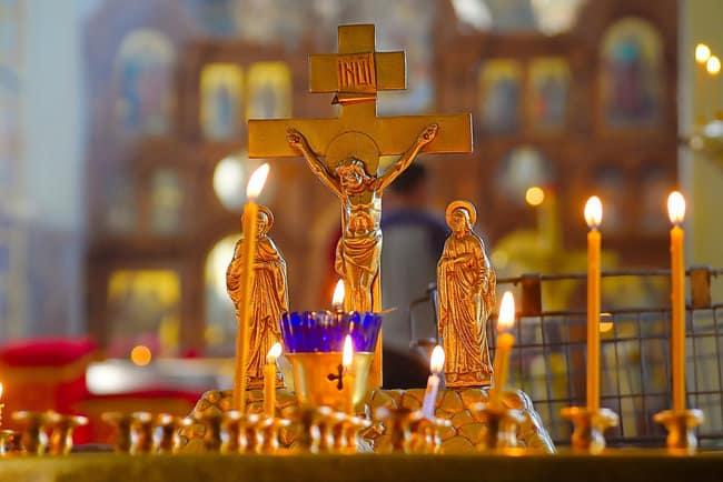Страстная Пятница - память о страданиях Христовых