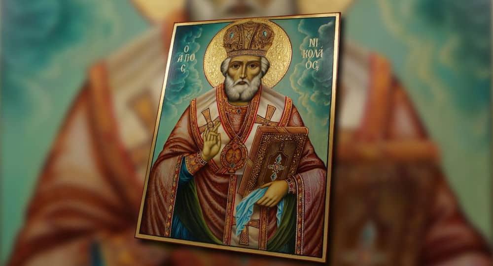 Рождество святителя Николая Чудотворца