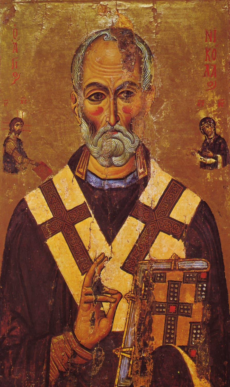 изображение Святого Николая