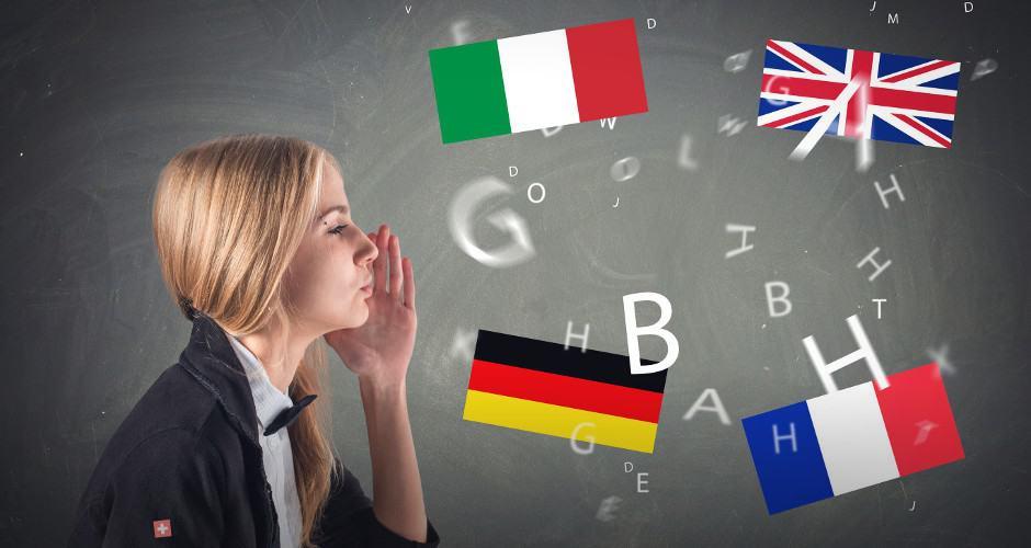 легко изучают иностранные языки