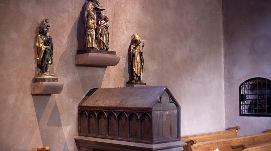 фото из монастыря в Эшо