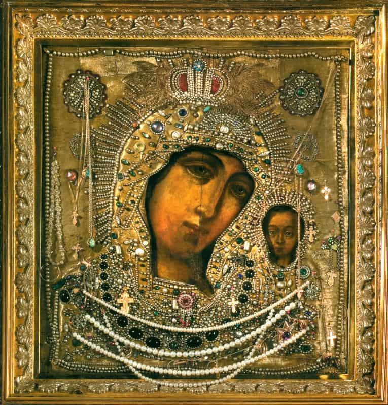 Казанская икона Божьей Матери день почитания