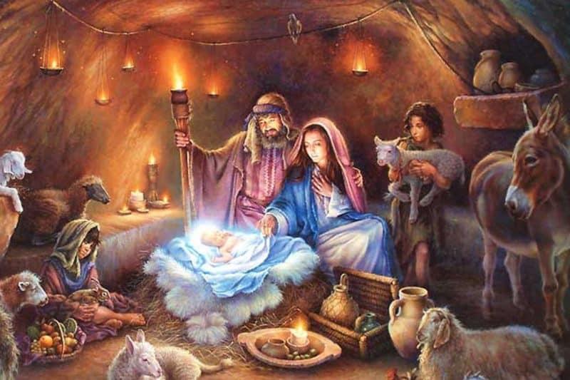 приметы рождество