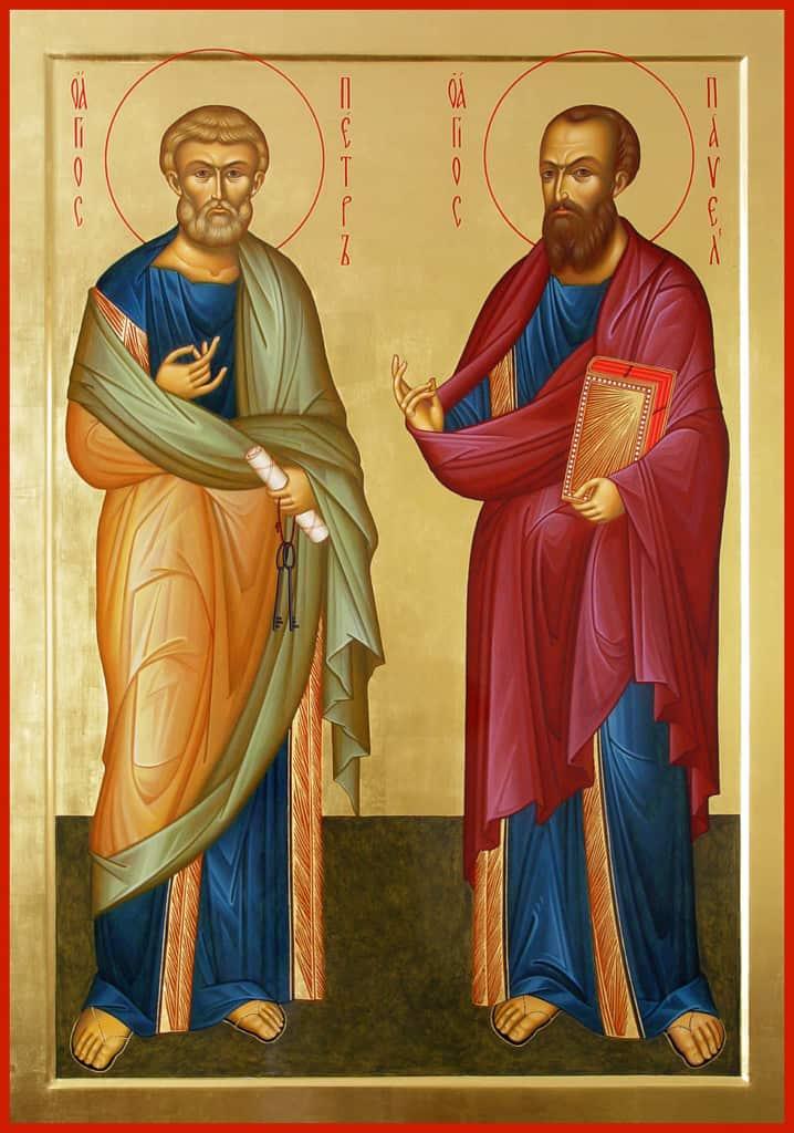 День апостолов Петра и Павла в 2020