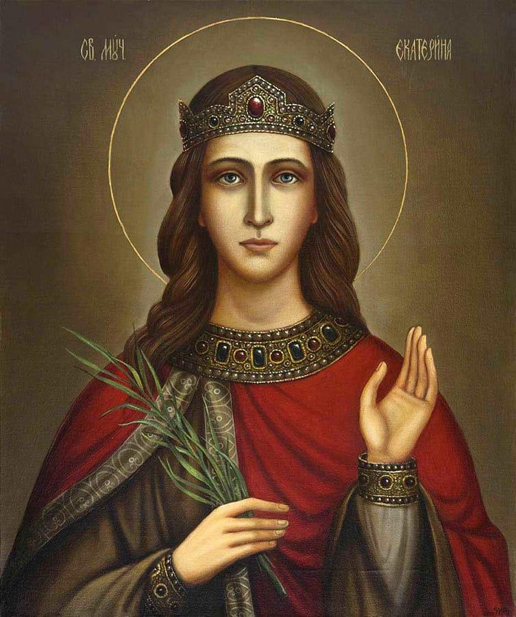 День великомученицы Екатерины