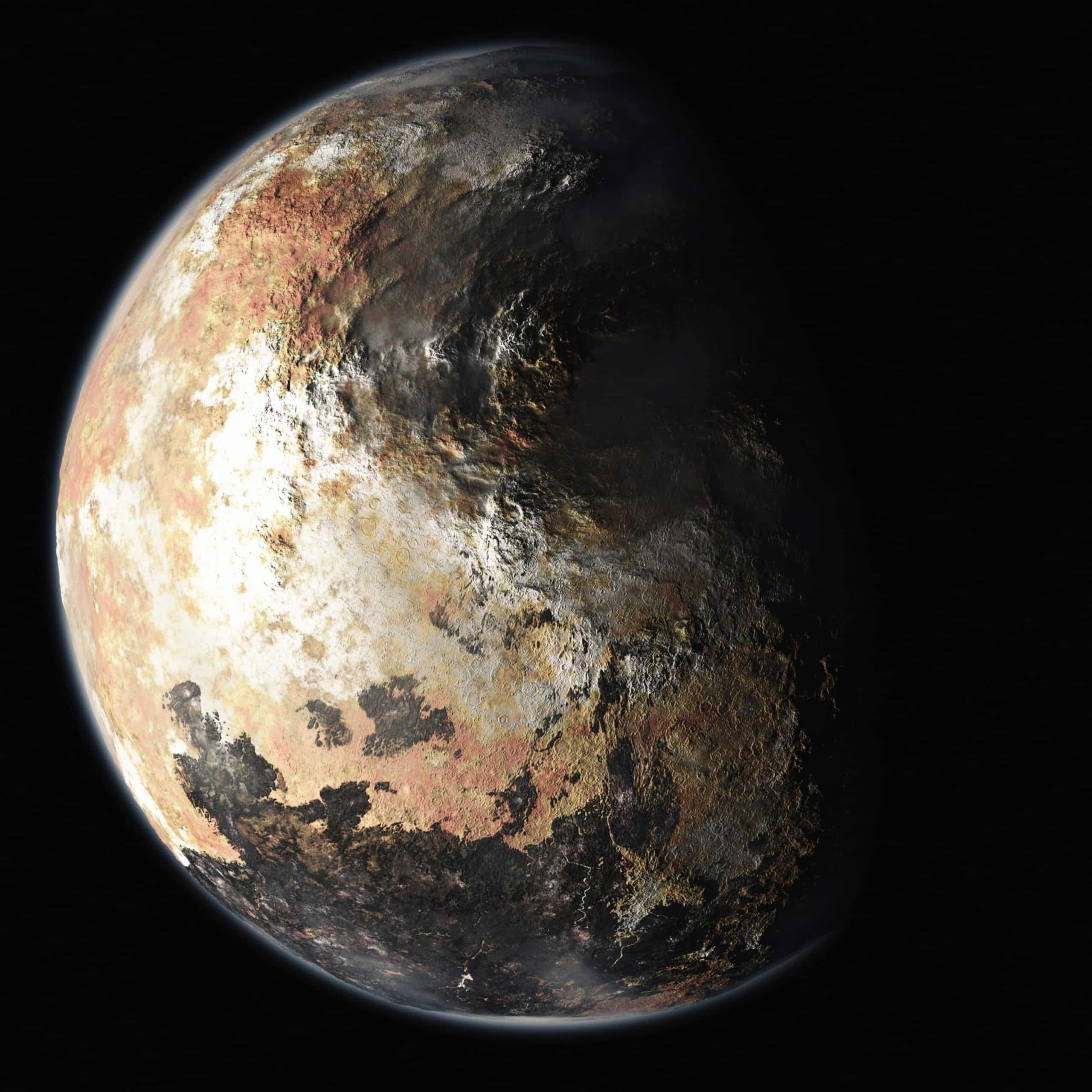 Плутон в 1 доме у мужчины