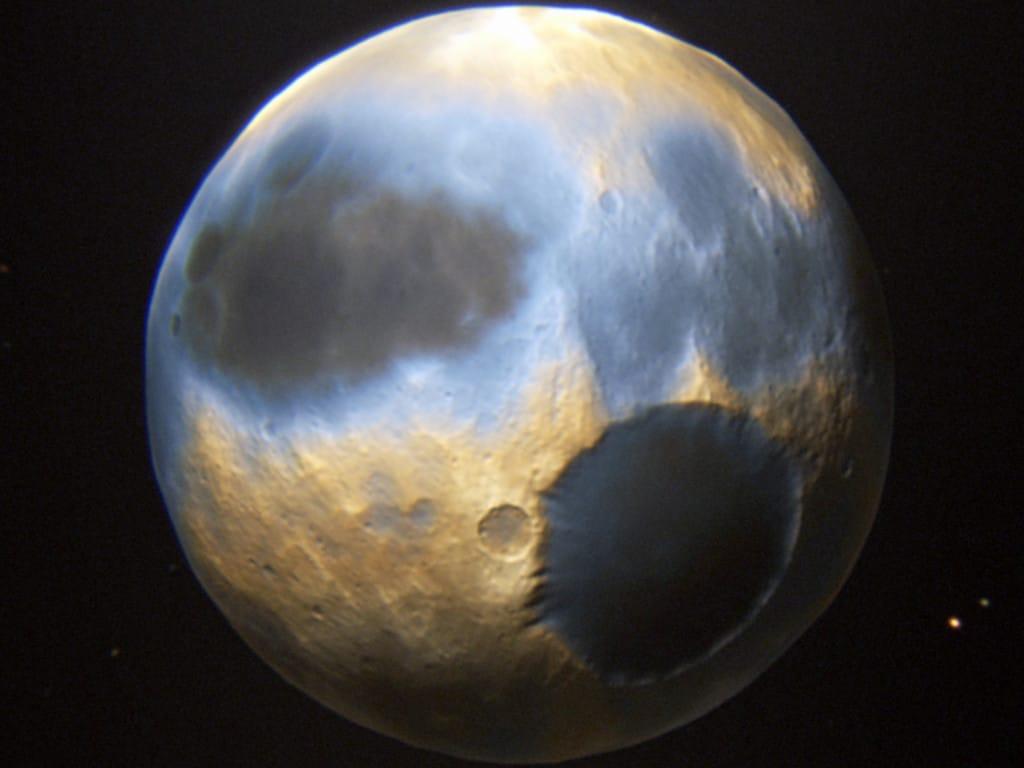 Плутон в 1 доме у женщины
