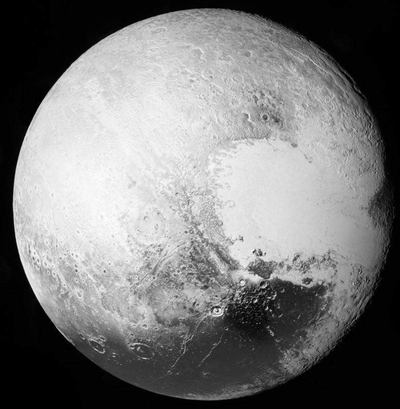 Плутон в 1 доме