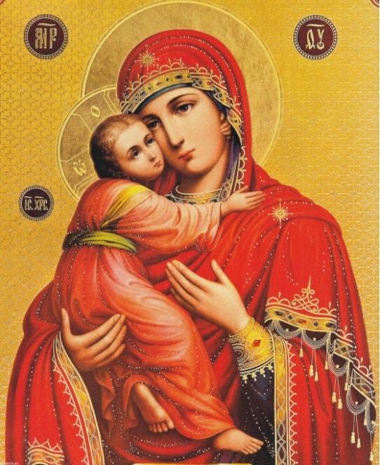 День Владимирской иконы Божьей Матери