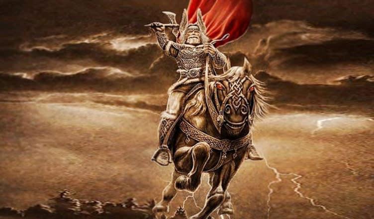 Перун бог славян