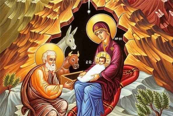 Отдание Рождества Христова
