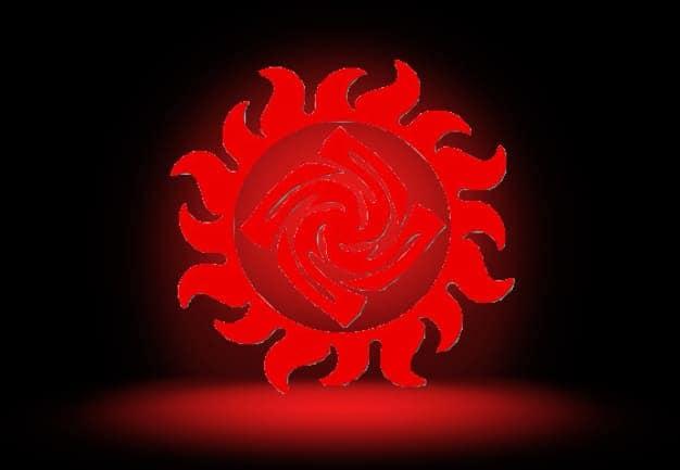 Знич - солнечный символ