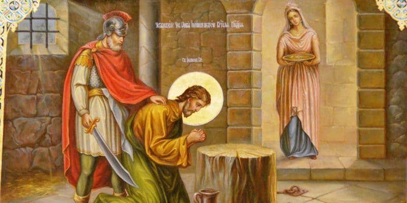житие крестителя