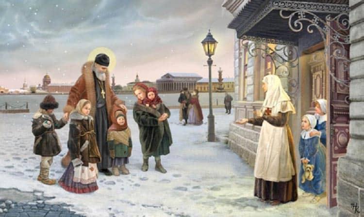 Праздник Праведного Иоанна Кронштадтского