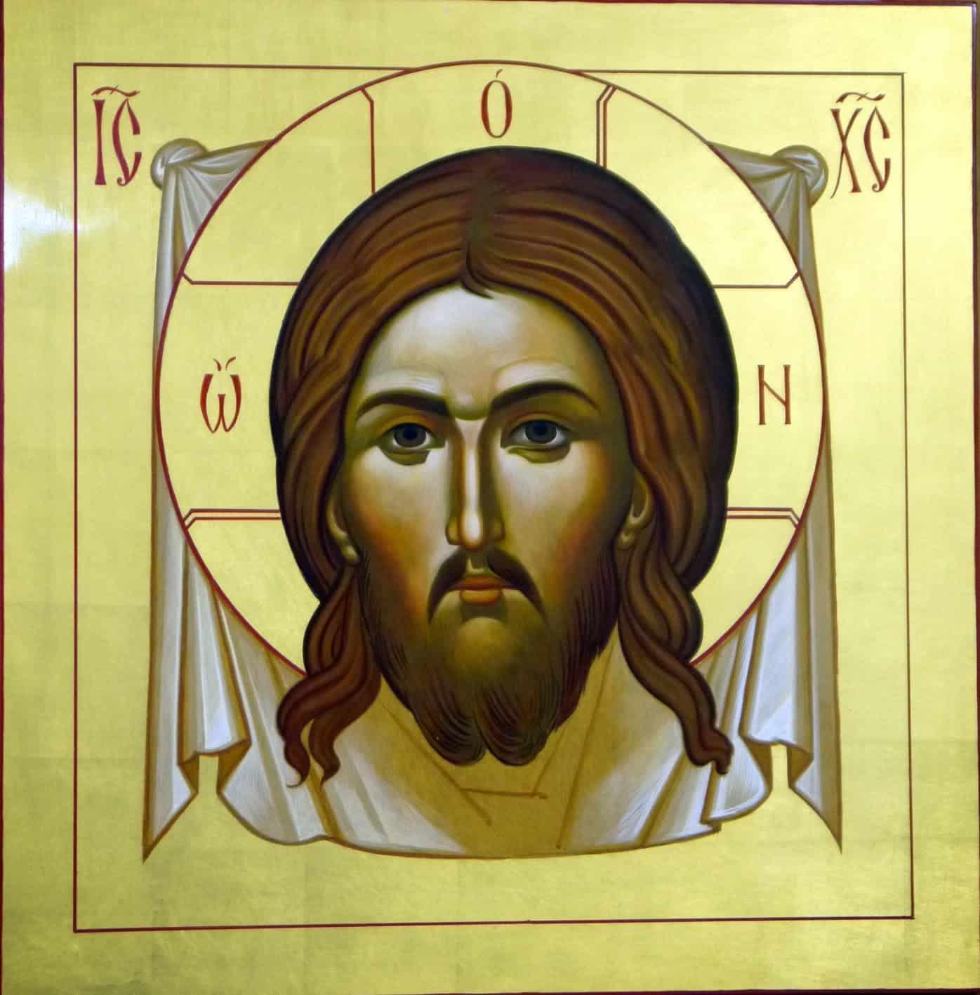 Перенесение Нерукотворного Образа Господня