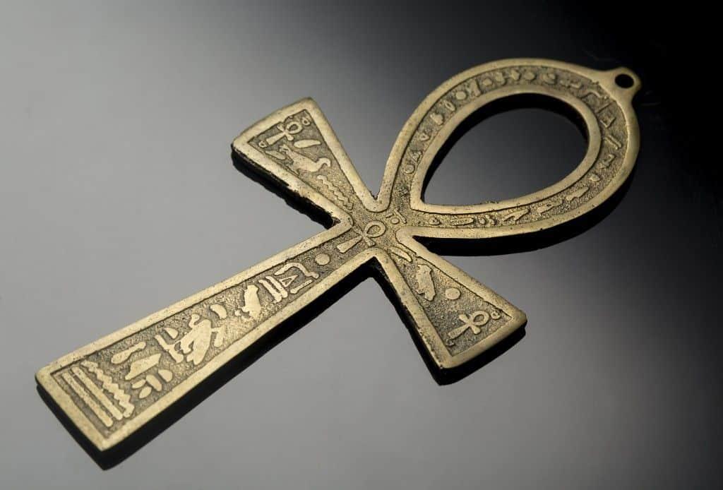 Анх крест фото