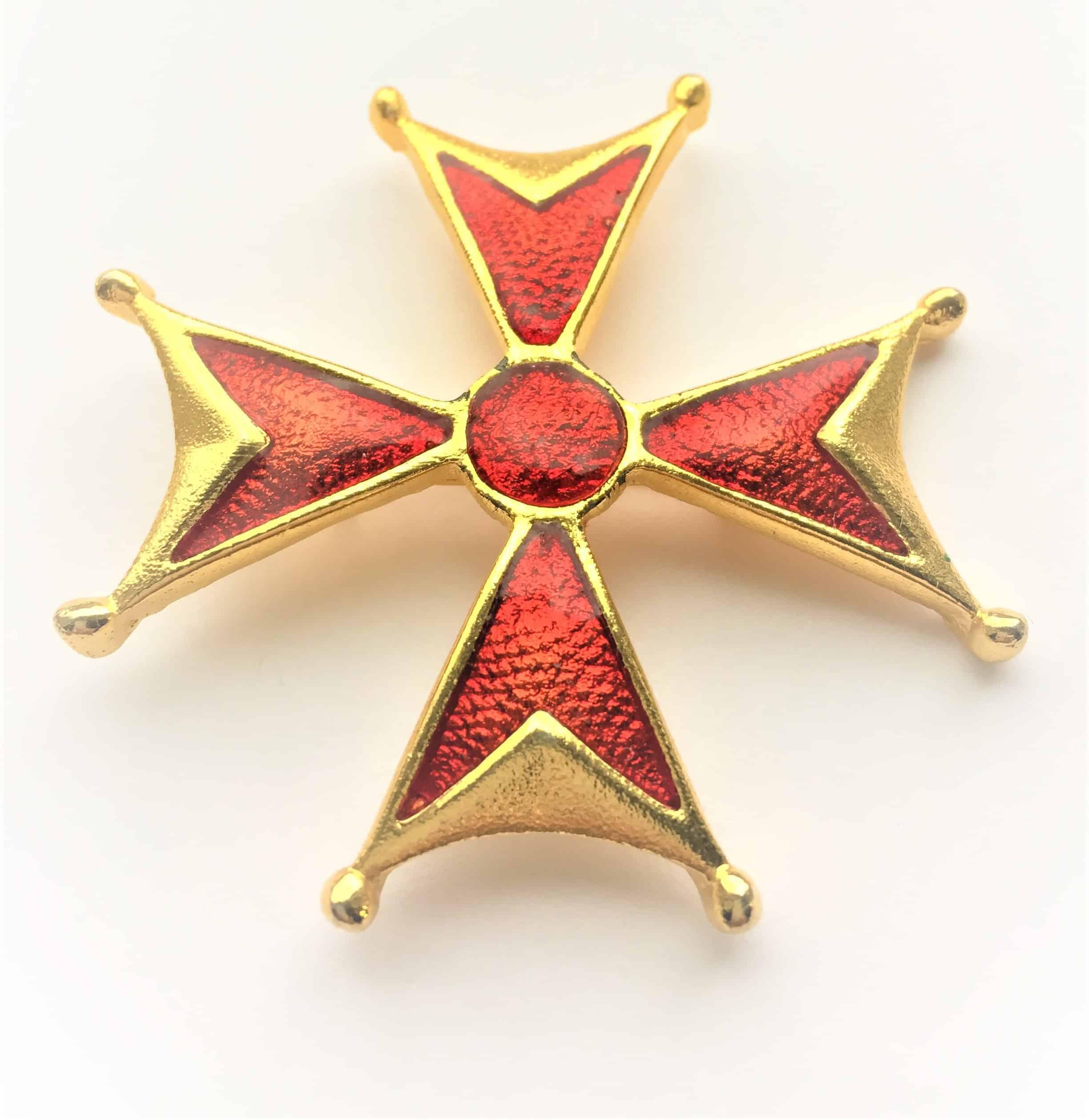 Мальтийский крест фото