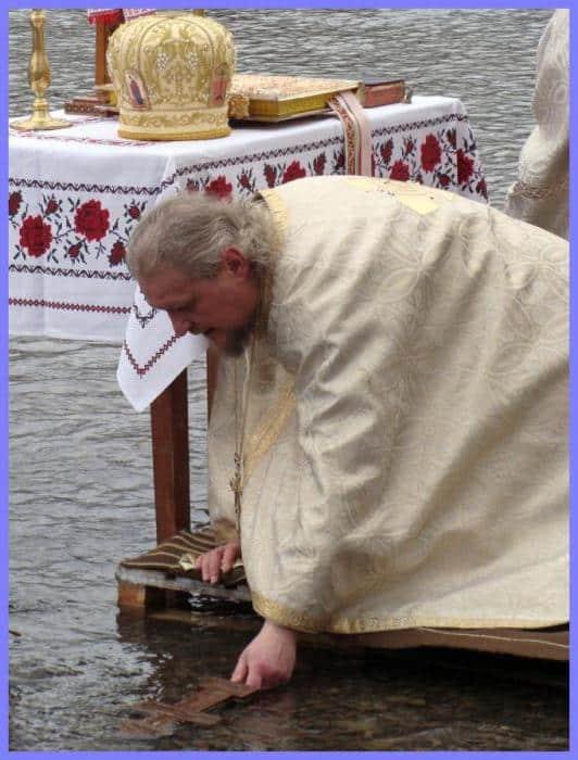 Изнесение древ животворящего креста