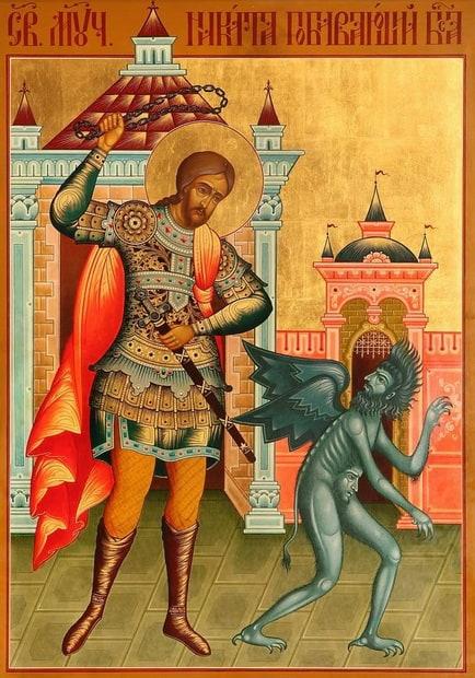 молитвы о помощи святым