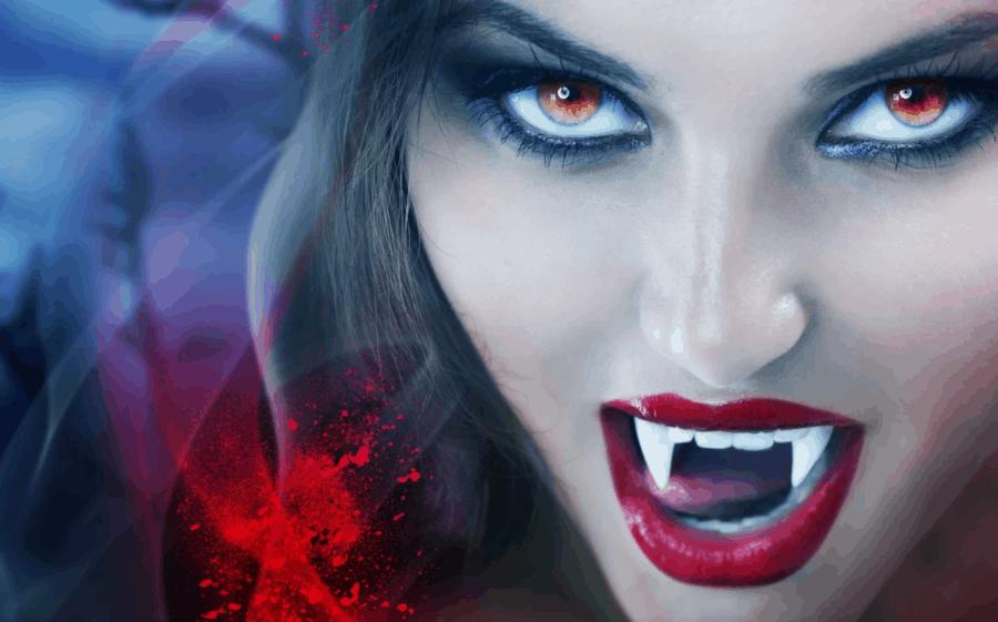 к чему снится вампир