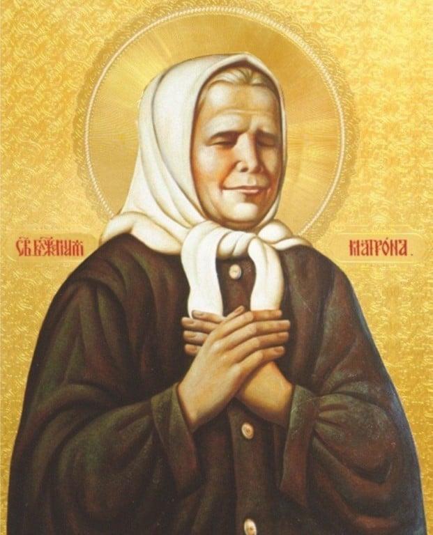 молитва матроне московской девять сильных молитв