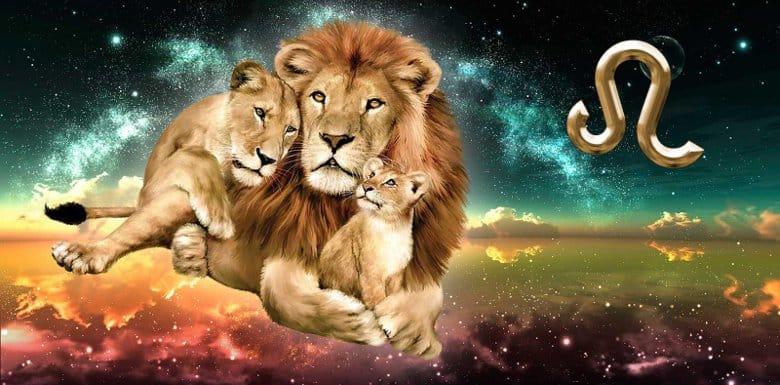 завоевать мужчину льва