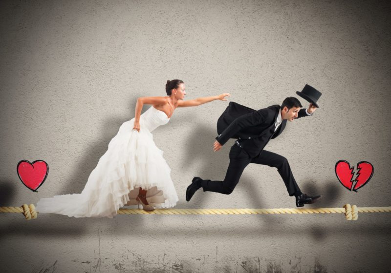 мужчина отказывается жениться