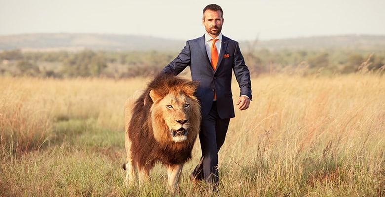 покорить мужчину льва