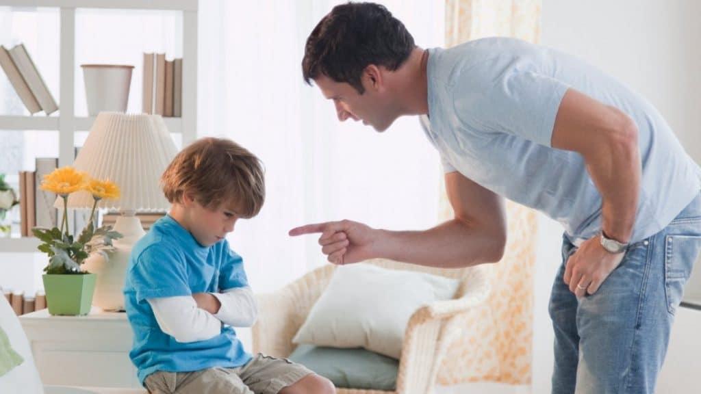 часто низкую самооценку формируют родители