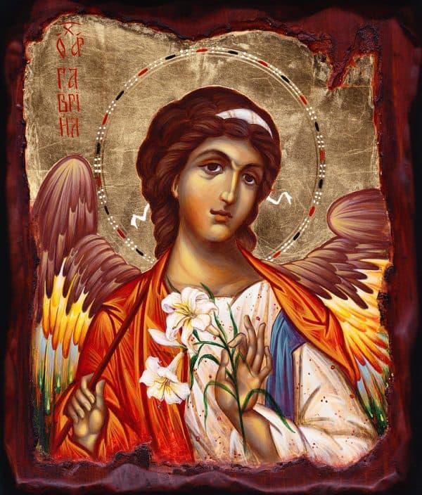 Молитва Архангелу Гавриилу о защите и помощи