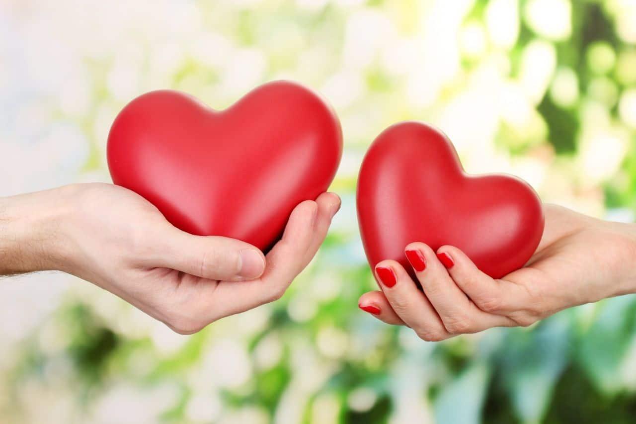 гадание на силу любви