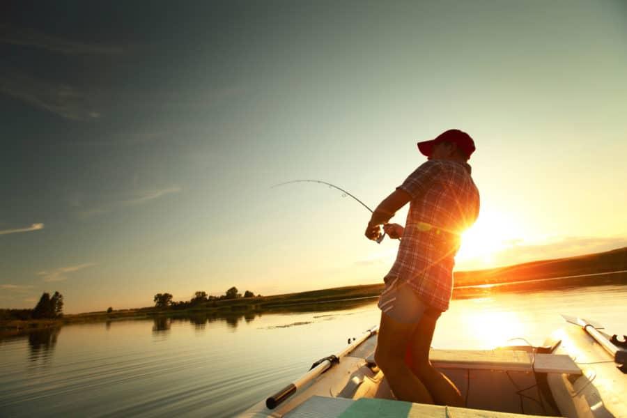 молитва рыбака