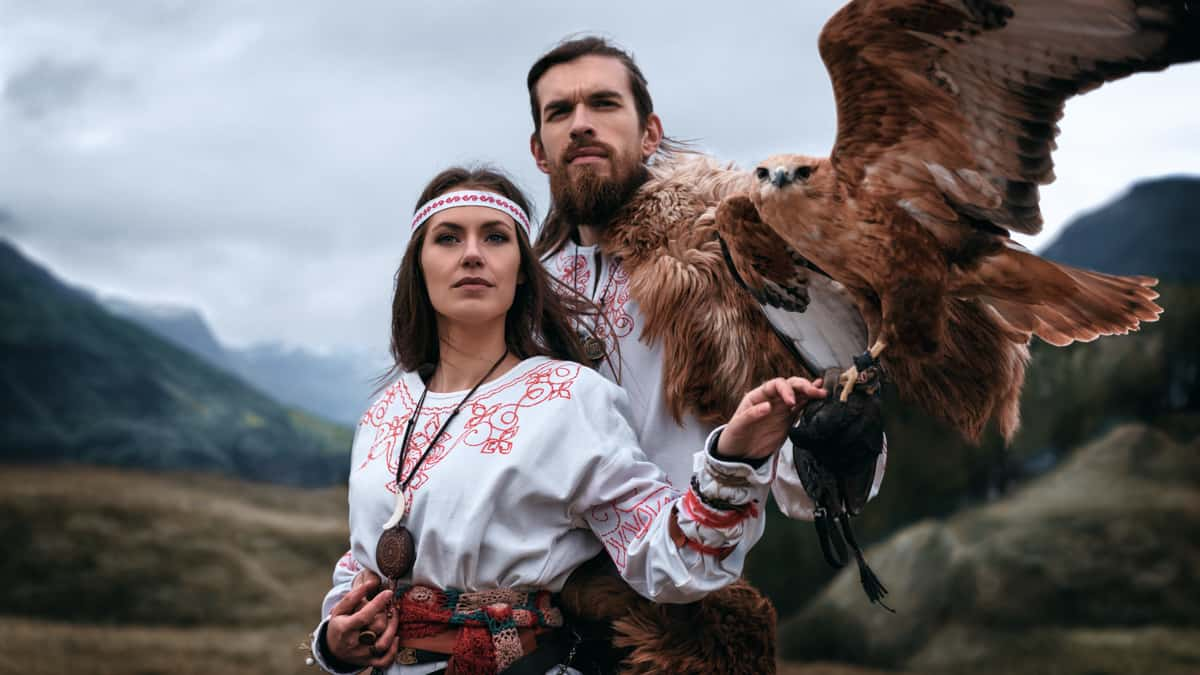 славяне и орел фото