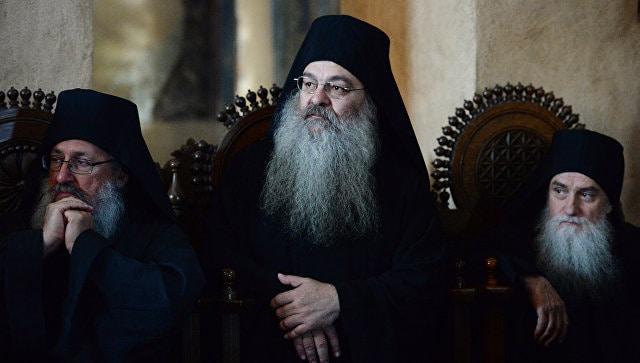 монахи фото