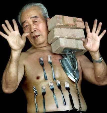 Лив Тоу Лин – ходячий магнит
