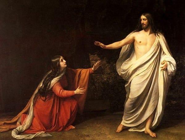 Мария Магдалина: краткое житие, о чем молятся