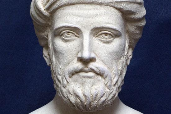 мудрец Пифагор