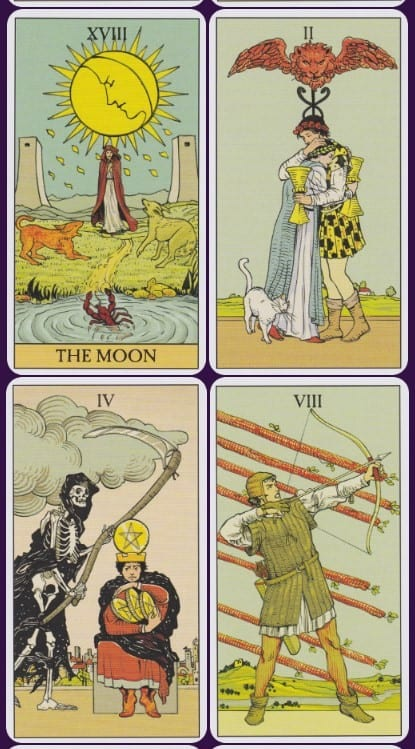 Колода After Tarot