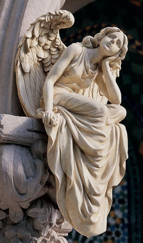 ангел скульптура