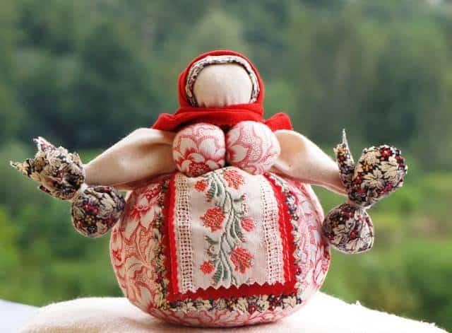 Травница кукла