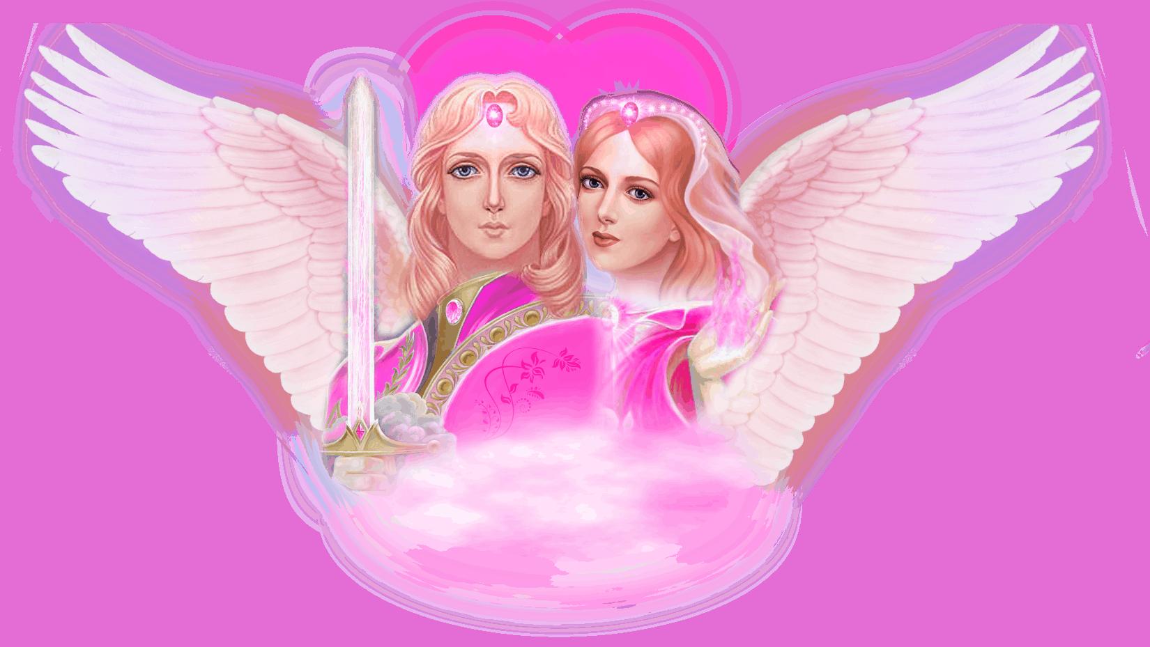 архангел Чамуил и архея Любовь