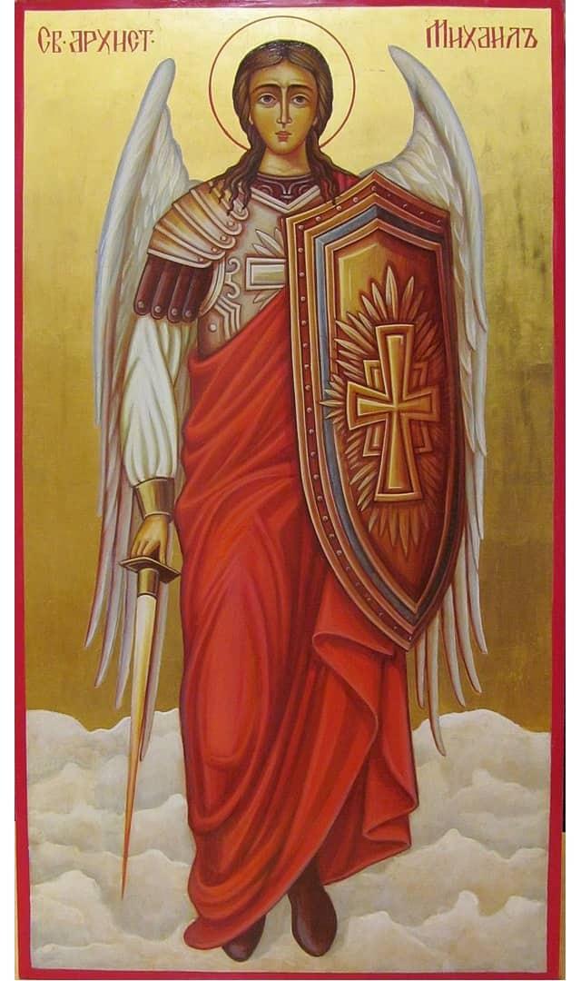 святой михаил архангел