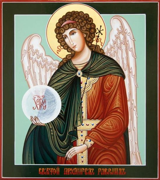 архангел гавриил в чем помогает