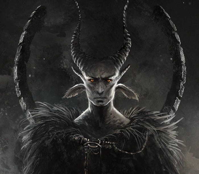 демон азазель