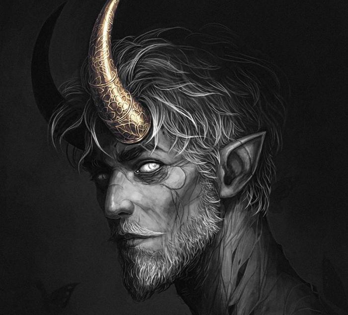азазель демоны старшей школы