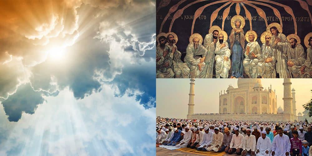 эгрегор религии