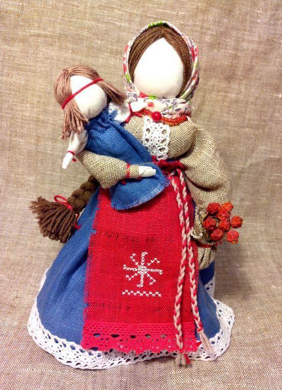 кукла оберег фото