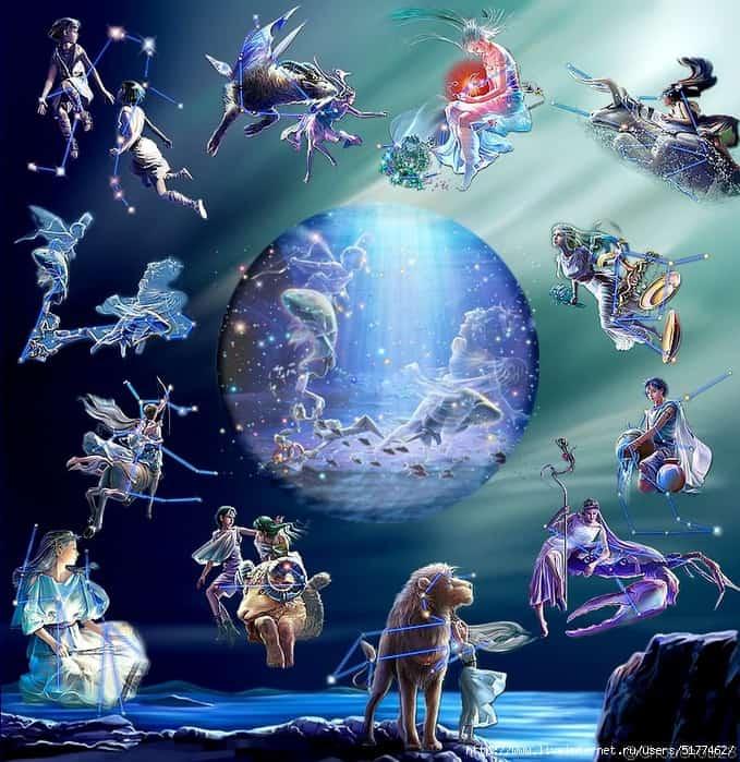 интересное о знаках зодиака