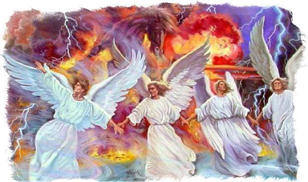 4 ангела в исламе